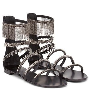 Giuseppe Zanotti Shoes - giuseppe zanotti • fancy flats • new!